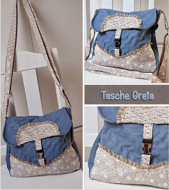 Tasche Greta by Allerlieblichst