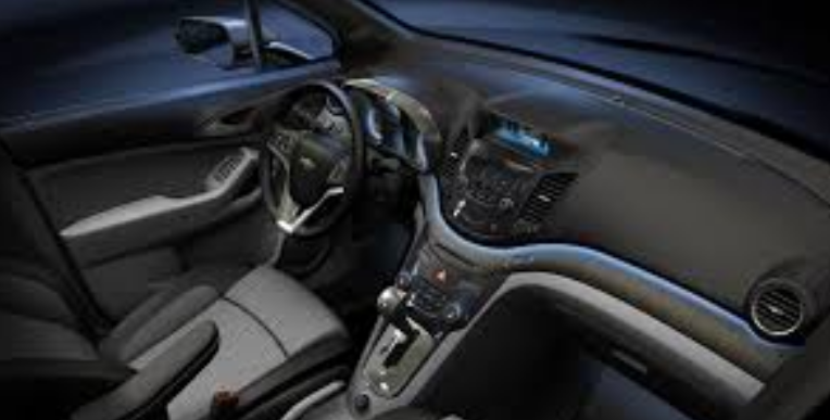 Chevrolet Orlando Automatic Review Toronto