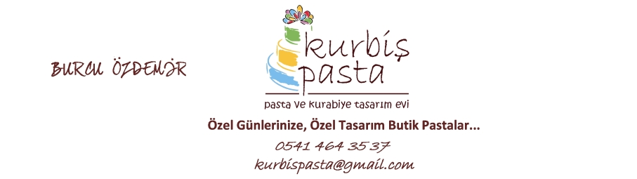 Kurbiş Pasta ve Kurabiye Tasarım Evi - Ankara Butik Pasta Tasarım