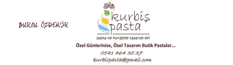 Kurbiş Pasta ve Kurabiye Tasarım Evi - Ankara Butik Pasta Tasarım