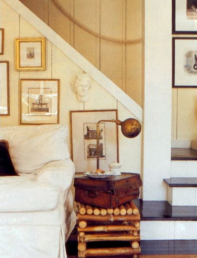 New Home Interior Chic And Cozy Cottage