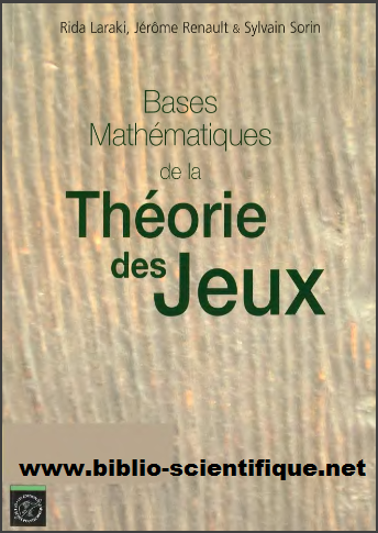 Livre : Bases Mathématiques de la Théorie des Jeux