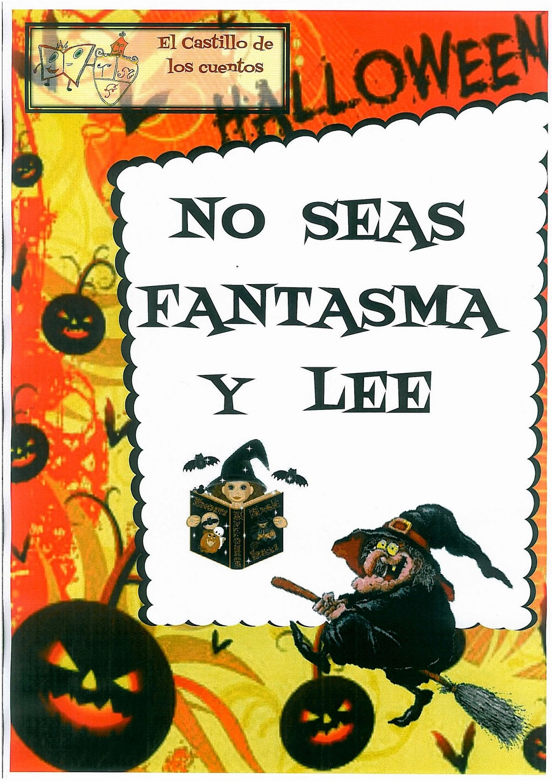 libros de Halloween ...