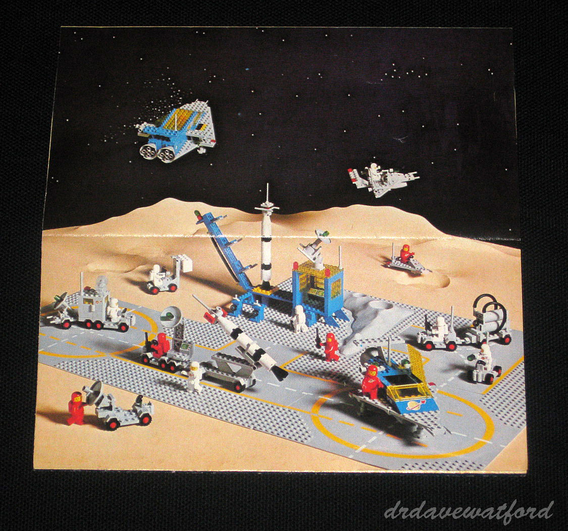 Gimme Lego The Real Classic Space