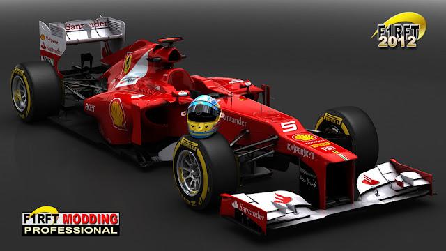 F1 RFT 2012 Lanzado