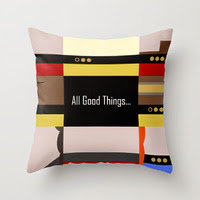 Star Trek The Next Generation - Pillow - All Good Things Pillow