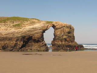 La playa de las Catedrales, un lugar inolvidable