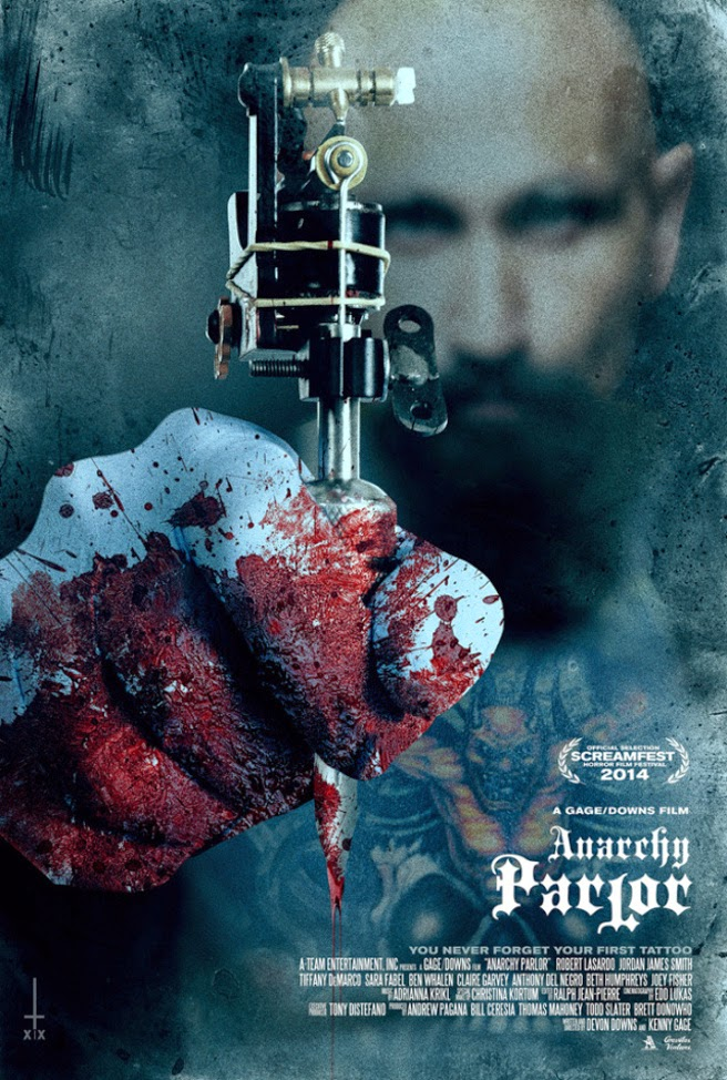 Anarchy Parlor – Legendado (2015)