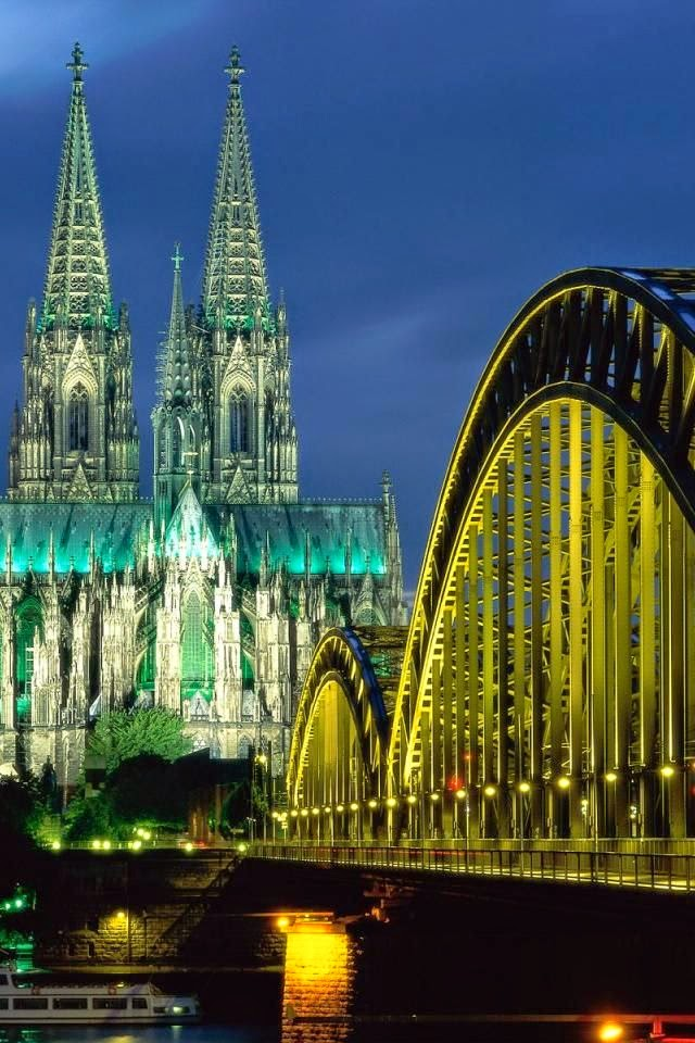 Cologne Cathedral, Germany