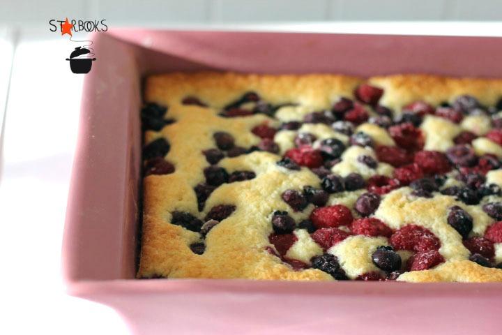 Starbooks: COCONUT-LIME-BERRY CAKE - TORTA AL LIME, COCCO E FRUTTI DI ...