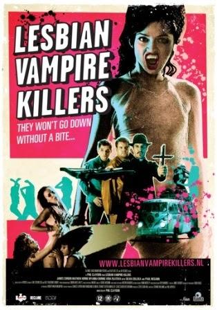 Lesbian Vampire Hunters Total Film