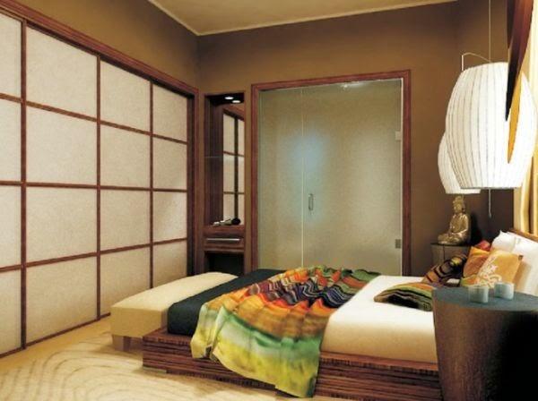 Không một căn hộ nào trong khu chung cư cao cấp sẽ có một phòng ngủ phong cách Nhật Bản như của bạn