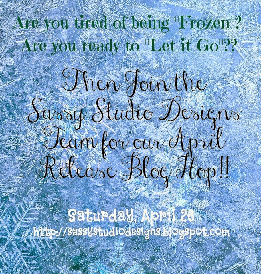 Sassy Studio April 26th 2014 Release