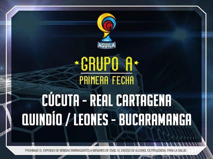 Grupo A - Cuadrangulares de Ascenso 2015