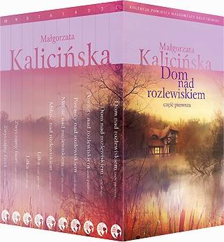 Kolekcja powieści Małgorzaty Kalicińskiej