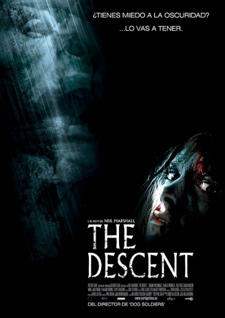 El descenso (The descent) ()