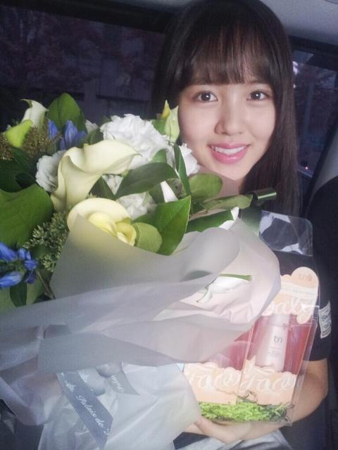 Kim So Hyun Latest Twitter Photo