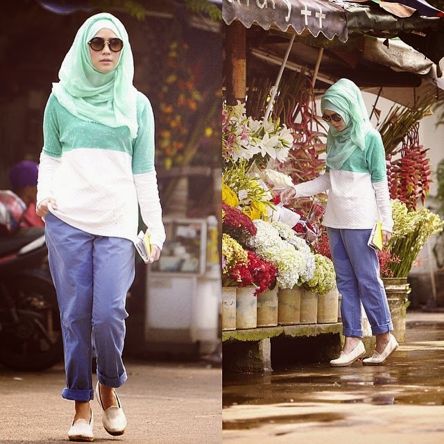 Are You In Doubt To Choose Hijab Outfit Any Outfit Is Available For Stylish Hijab Fashion
