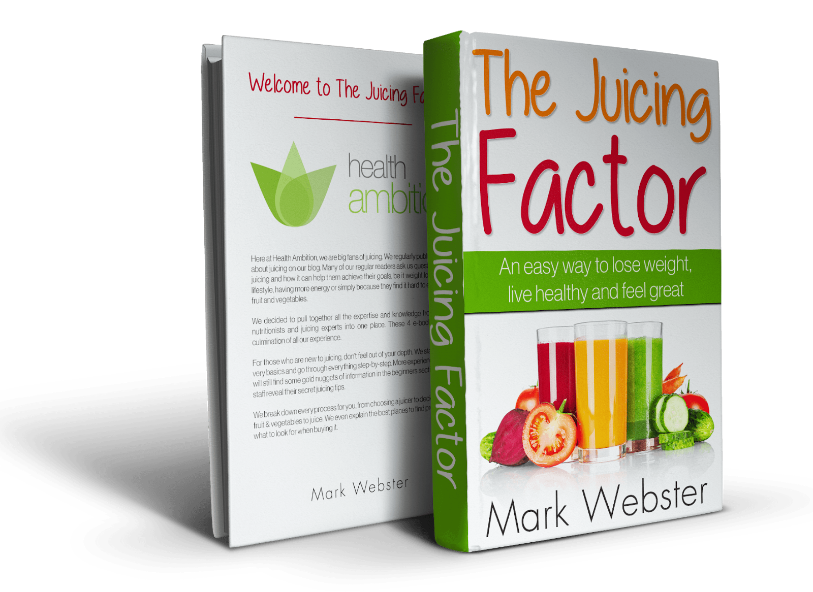 The Juicing Factor - Healthy Lifestyle and Weight Loss