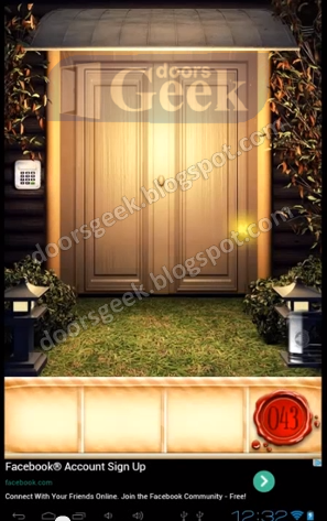 100 doors seasons level 43 doors geek for 100 doors door 43