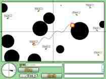 Juego matemático de guerra online GraphWar