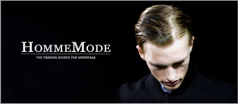 HommeModel - The Premier Source for Menswear in High Quality