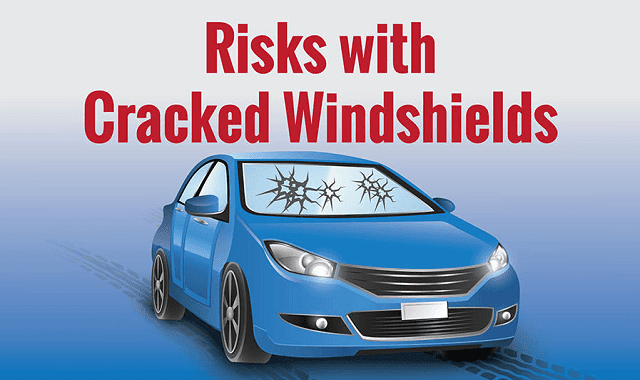 Risks with Cracked Windshields