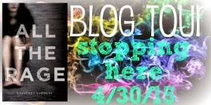 All The Rage Blog Tour