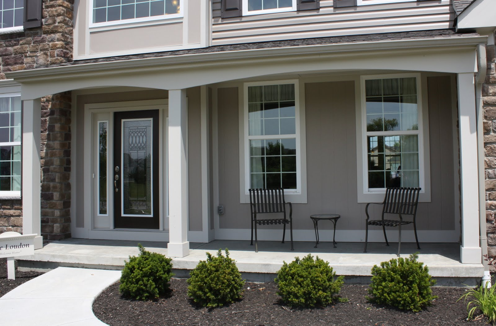 Welcome new post has been published on for Front door patio ideas