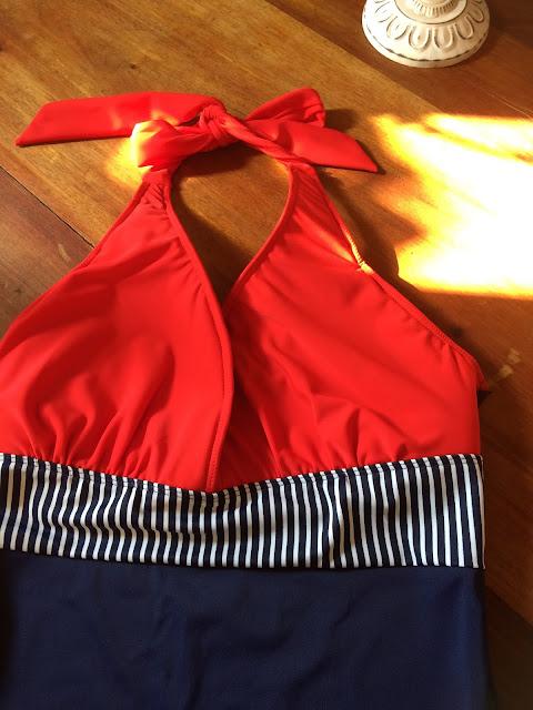 Swimcurves Ava swimming costume