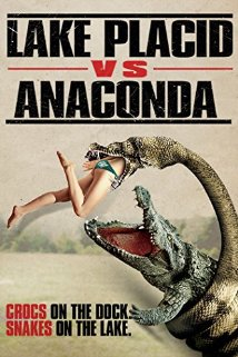 Lake Placid vs Anaconda 2015