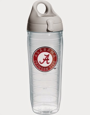 Alabama Crimson Tide NCAA Tervis Water Bottle