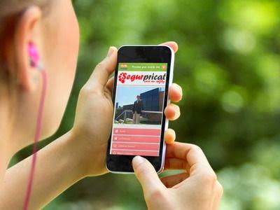 Conoces la nueva web app de Segurpricat