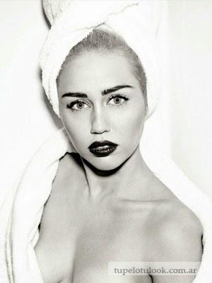 look cortes pelo 2014 Miley Cyrus