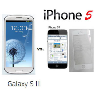 S3 vs iphone5