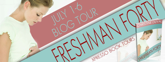 BLOG TOUR - 1ST JULY