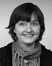 Mari Tharaldsen har vært ansvarlig for det visuelle materialet for vår scenetekstmønstring  2011