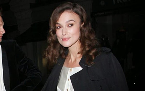 Keira Knightley become a mother for the first time