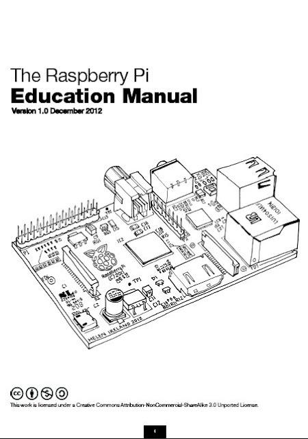 manual educativo de raspberry pi  libro