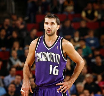 Peja Stojakovic #16
