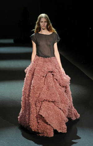 designers like michael kors wq03  celebration of fashion runway in February, it is always a long dress  feminine, associated with the high-side slot Designers like Michael Kors  decorate