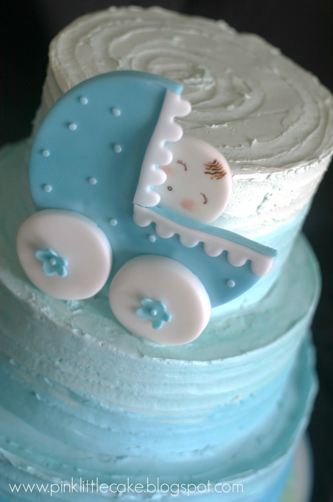 rustic baby shower cake ideas and designs