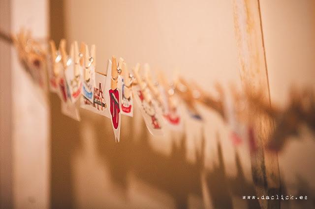 calcamonias para decorar