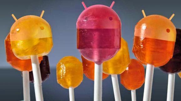 Android 5.0 ile gelen değişiklikler