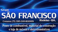Grupo São Francisco-Rodelas-BA.