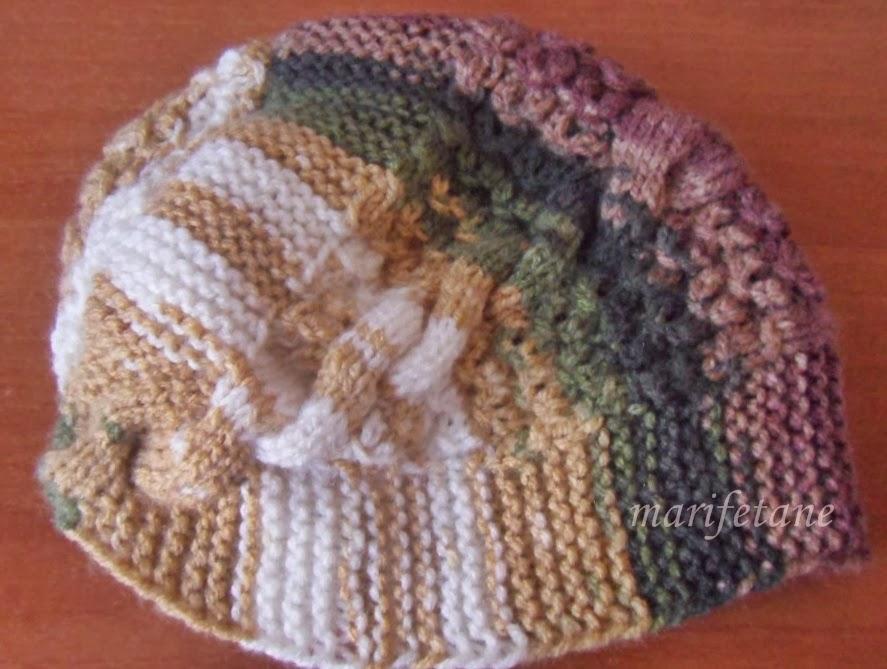 Şemalı yeni şapka modeli