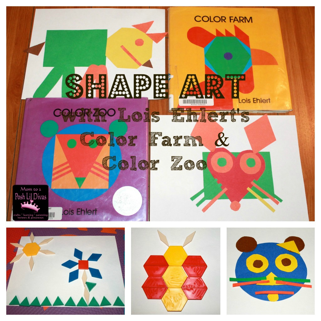 This month 39 s virtual book club for kids author is lois ehlert for Books with art projects