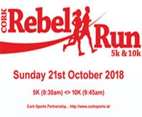 10k & 5k in Cork City... Sun 21st Oct
