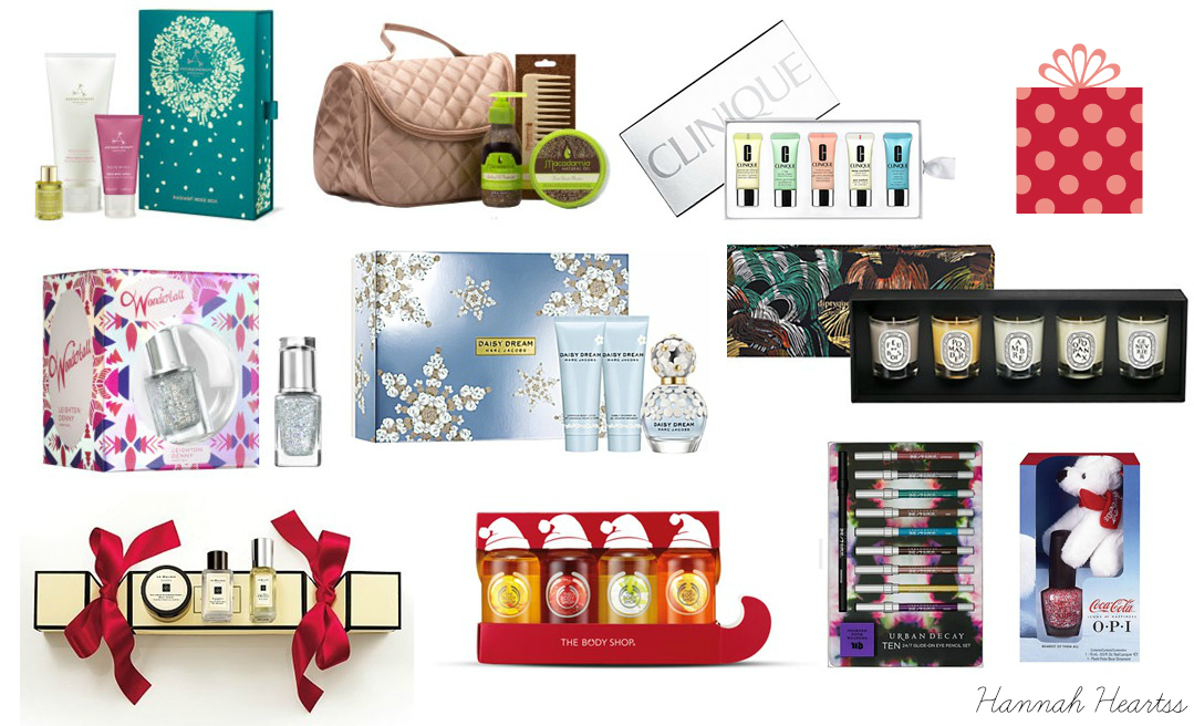 Christmas Beauty Releases 2014
