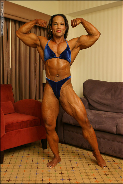 Nancy Lewis Female Muscle Bodybuilder Blog